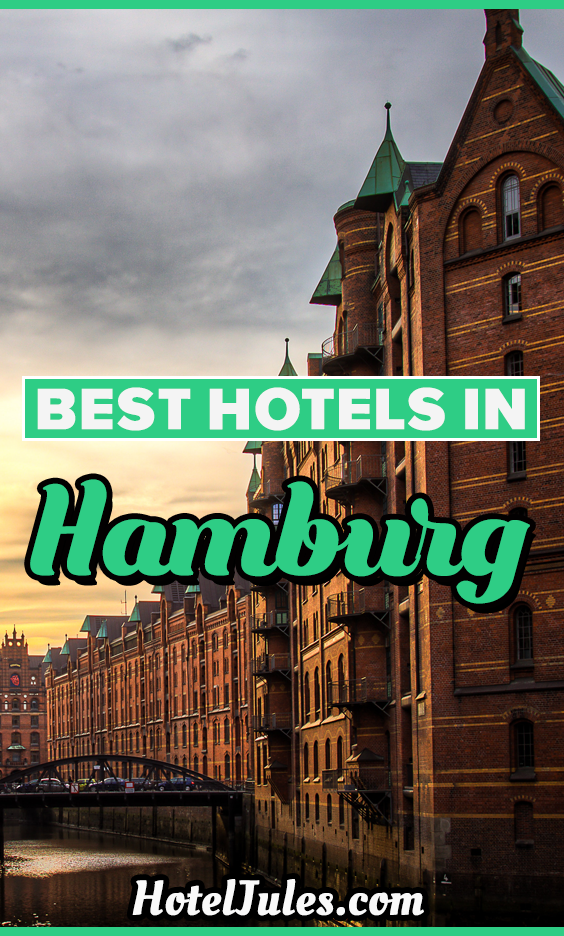 Best Hotels in Hamburg