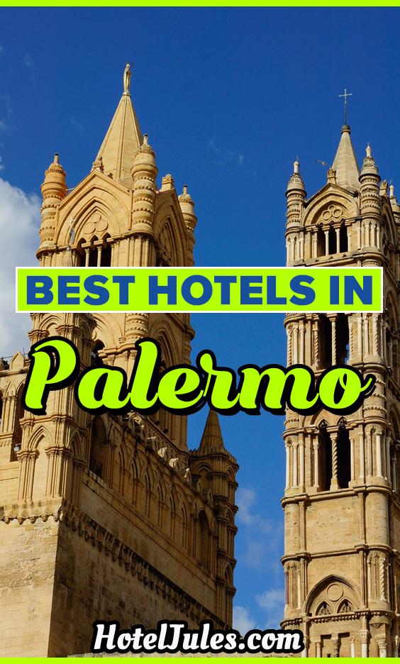 Best Hotels in Palermo