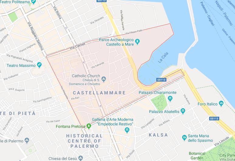 Castellammare, Palermo