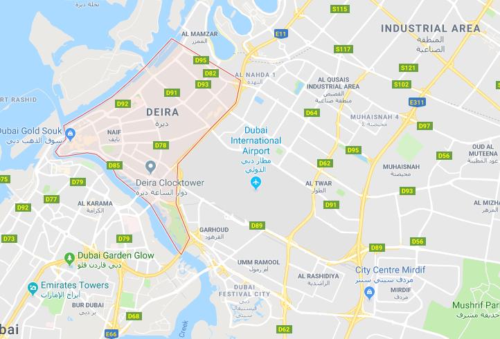 Deira - Dubai