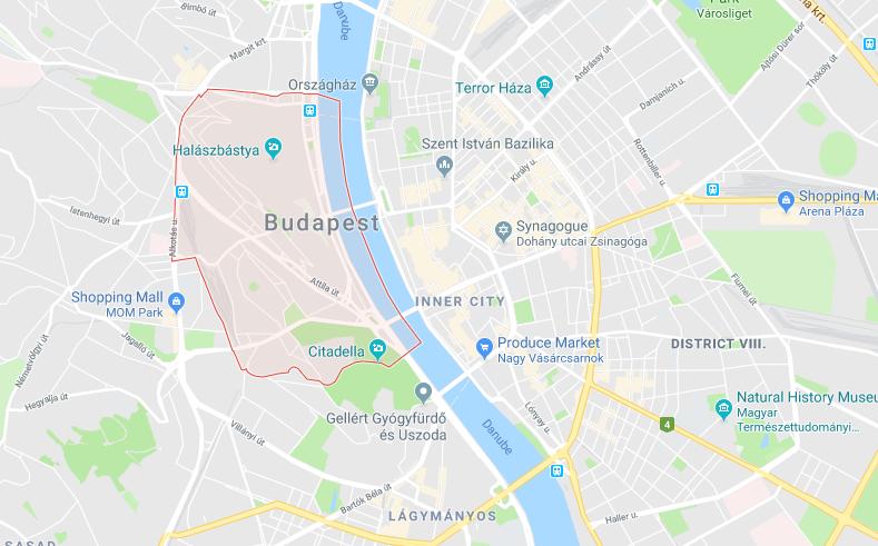 District I - Várkerület, Budapest