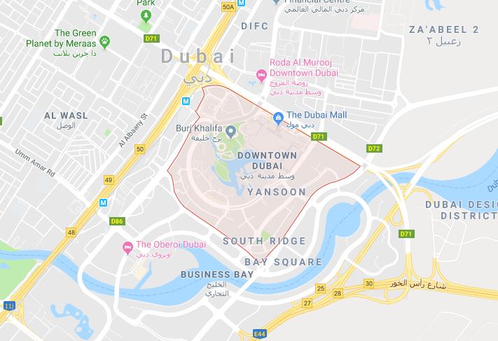 Downtown Dubai - Dubai