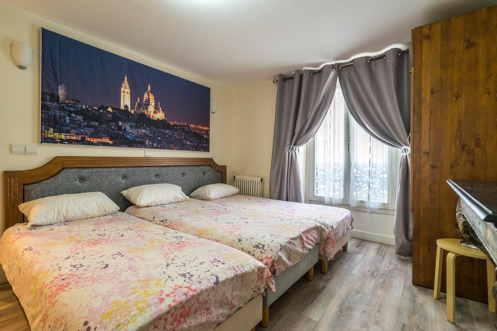 Le Grand Hotel De Clermont Paris