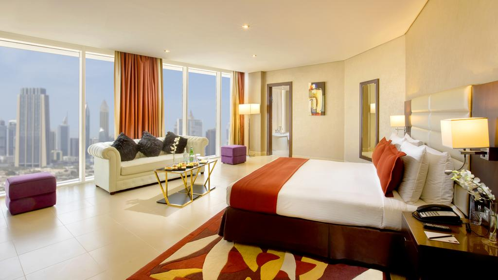 M Hotel Downtown by Millennium Dubai