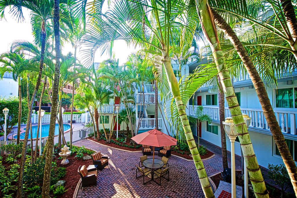Residence Inn Miami Coconut Grove Miami