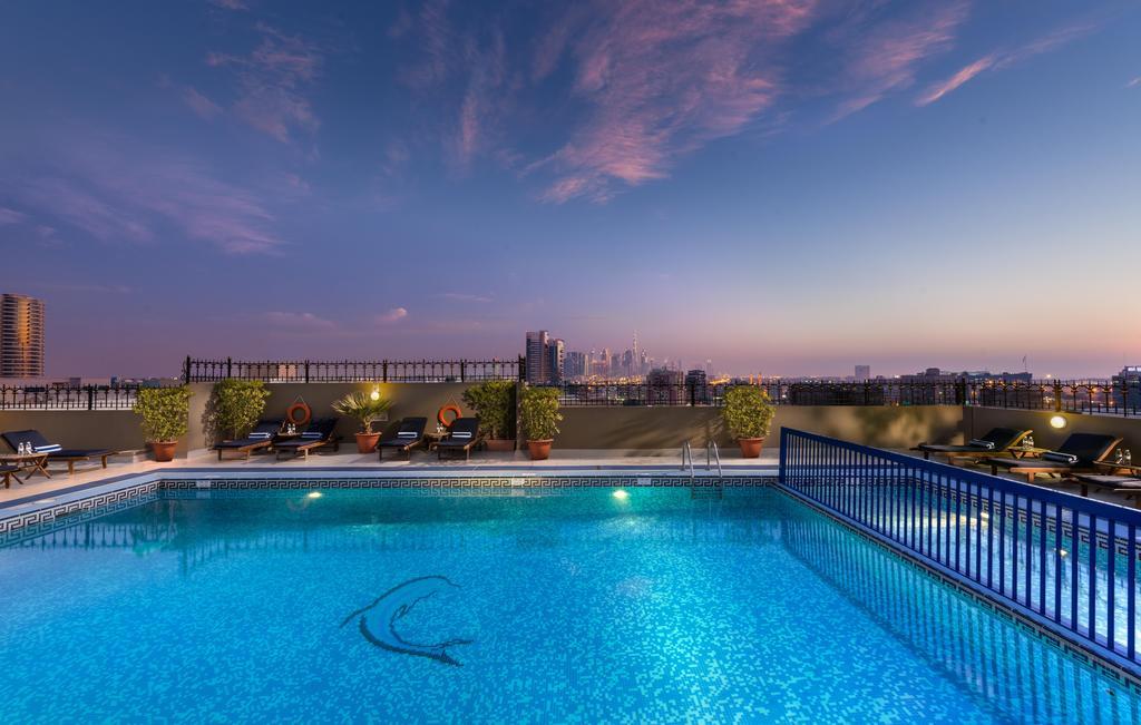Savoy Central Hotel Apartments Dubai