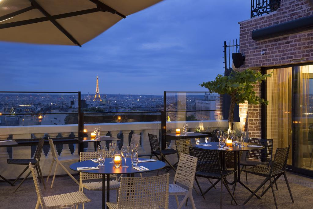 Terass' Hotel Montmartre by MH