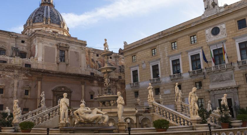 Vecchio Central, Palermo