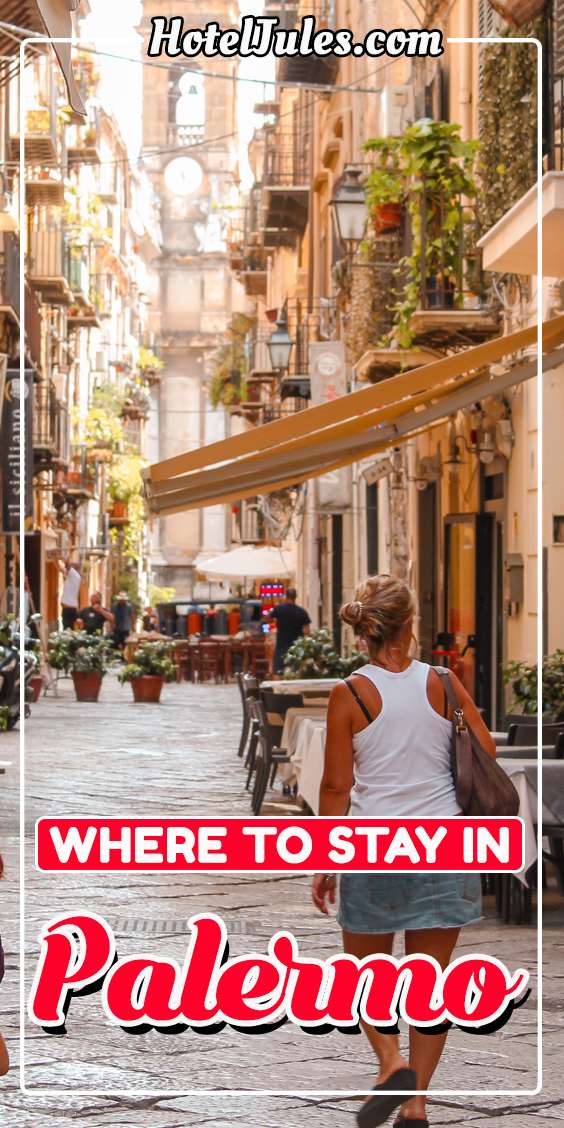 Where to Stay in Palermo