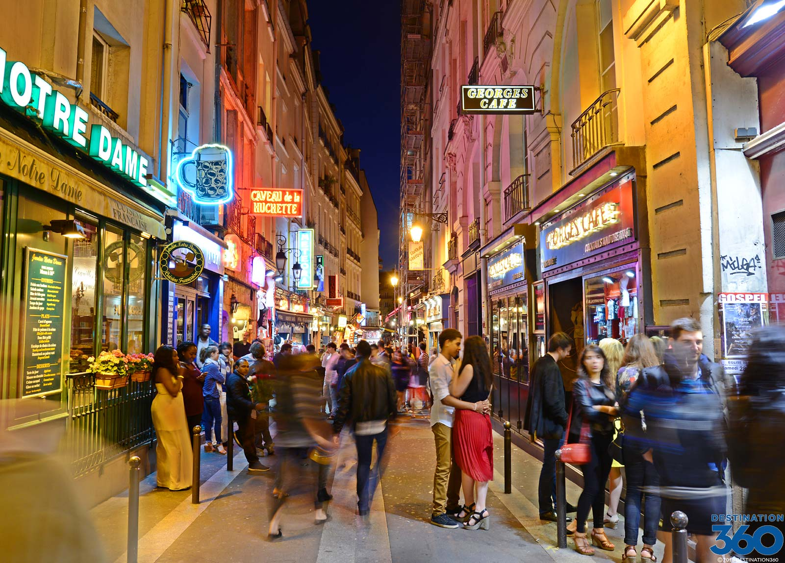 5 COOLEST Neighborhoods in Paris 1