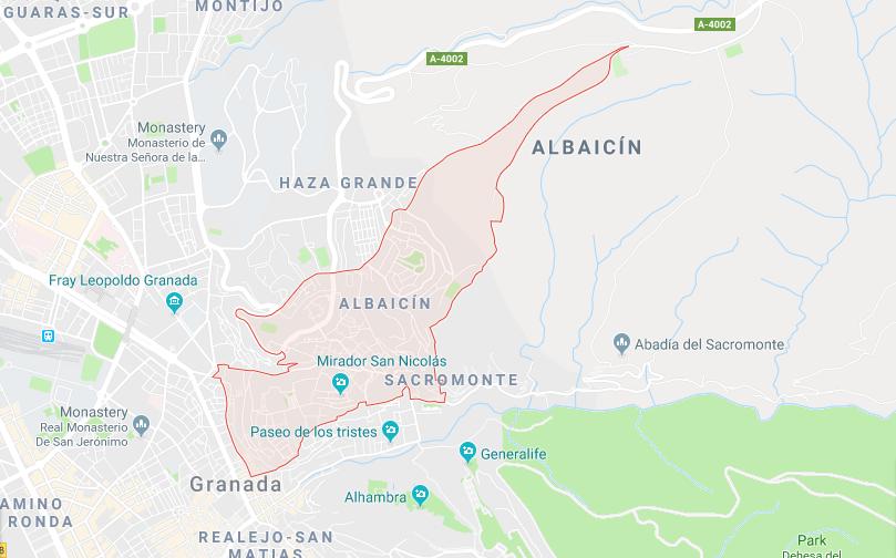 5 COOLEST Neighborhoods in Granada [August 2019!] • Hotel Jules