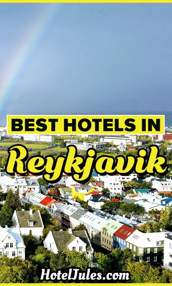 Best Hotels in Reykjavik