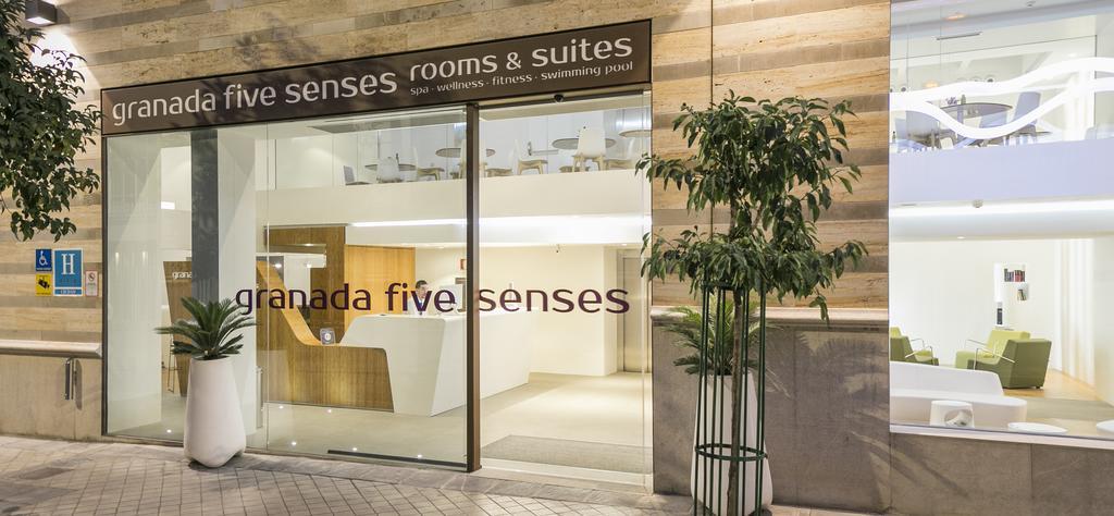 Granada Five Sense Rooms & Suites