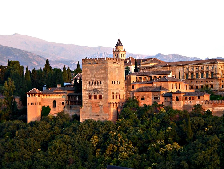Granada. Spain
