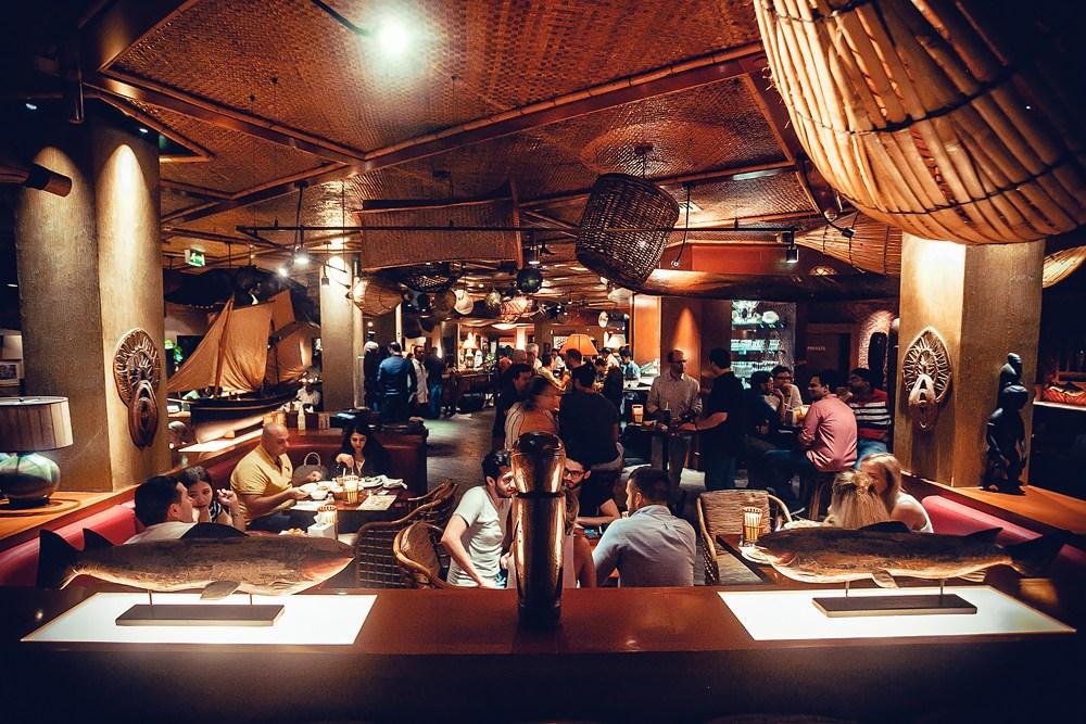 Salsa-at-Trader-Vic's