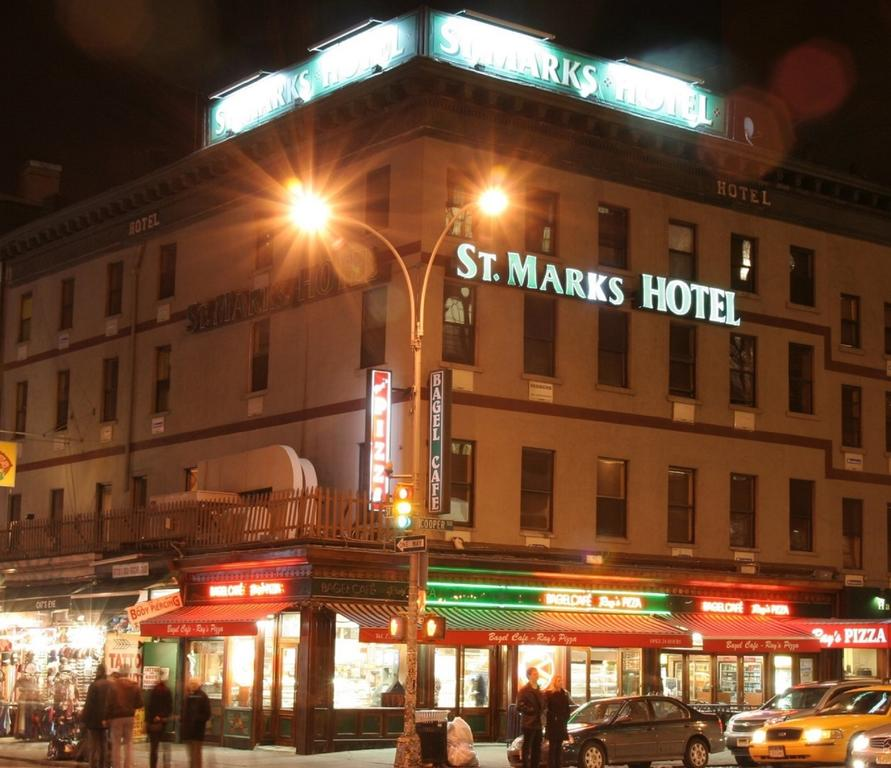 St Marks Hotel New York City