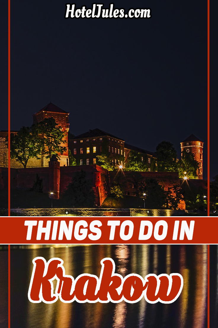 Things to do in Krakow