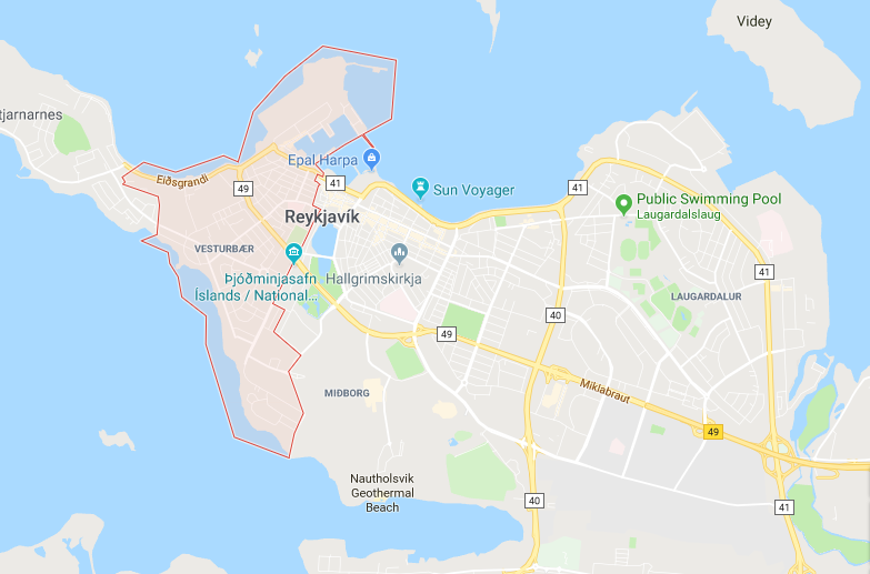Vesturbær, Reykjavík