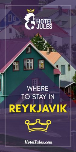 WHERE TO STAY in Reykjavik [[date]!]