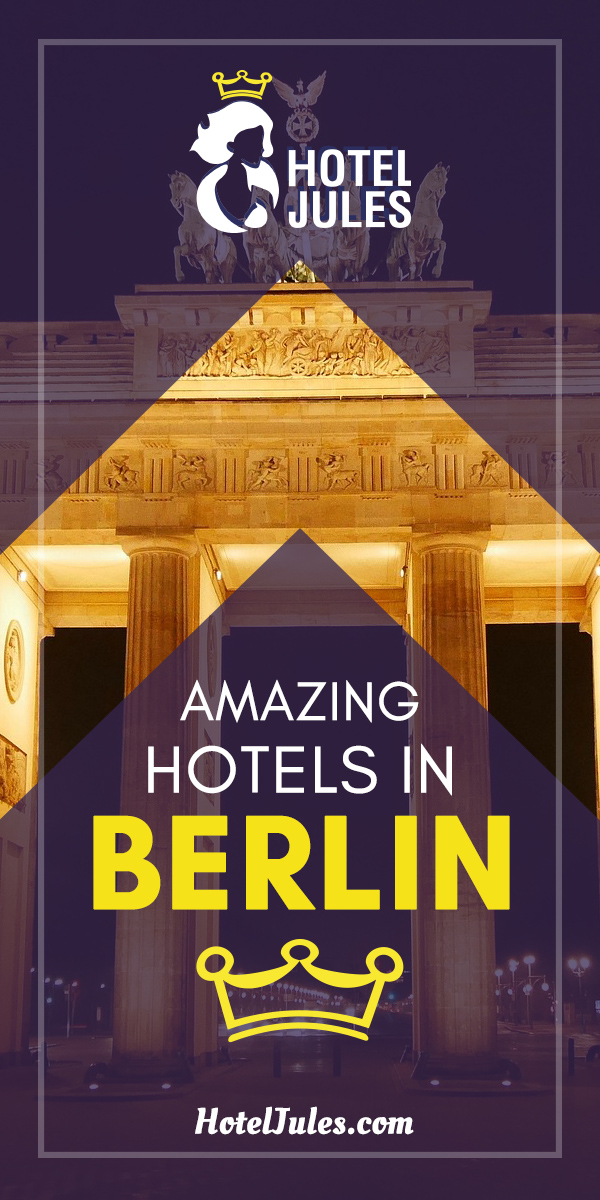 17 BEST HOTELS in Berlin [[date]!] 1