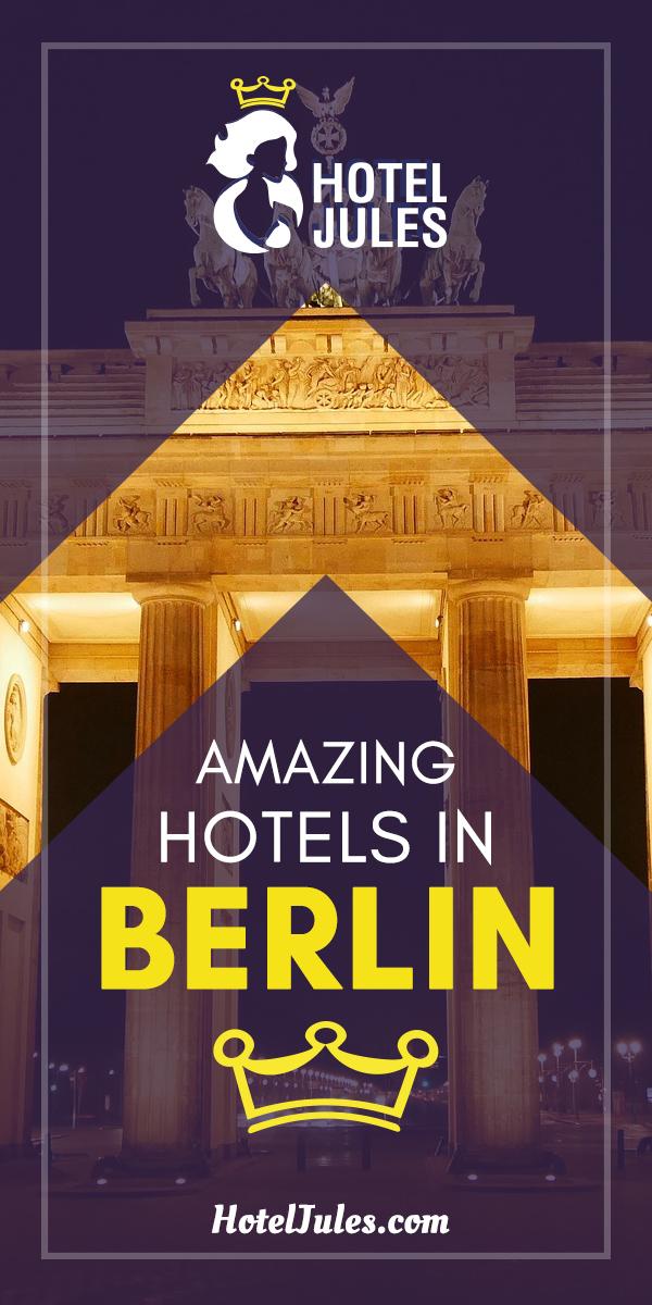 17 BEST HOTELS in Berlin [[date]!] 1