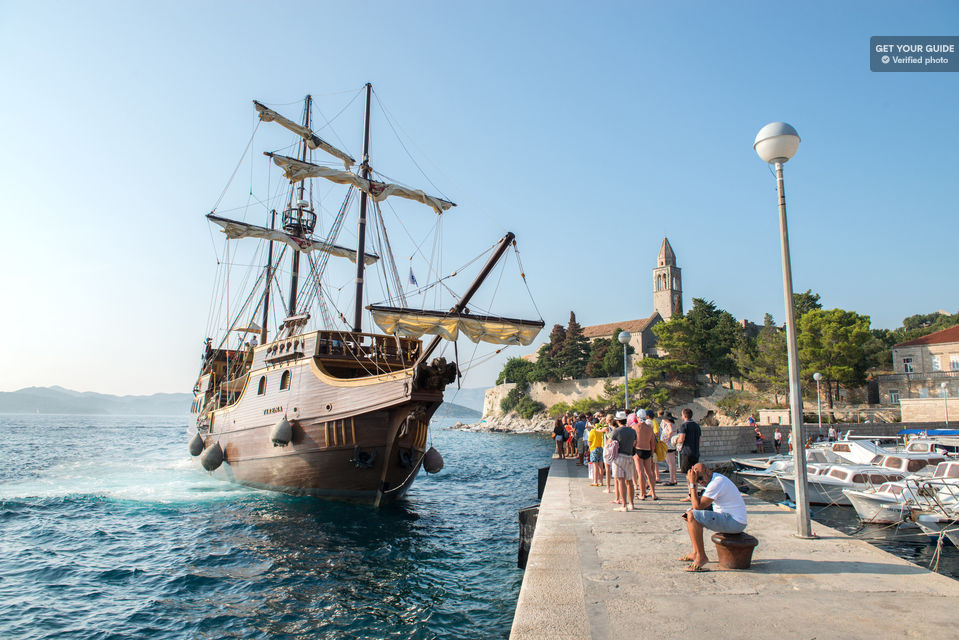 Elafiti-Islands-Full-Day-Cruise-by-Galleon-from-Dubrovnik