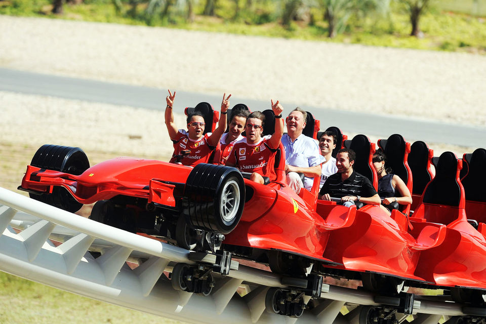 Ferrari-World-Abu-Dhabi-with-Transfers