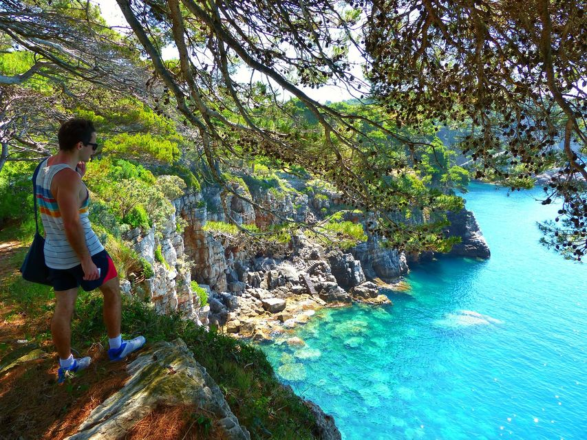 Kolocep-Island-Hiking-and-Swimming-Day-Trip