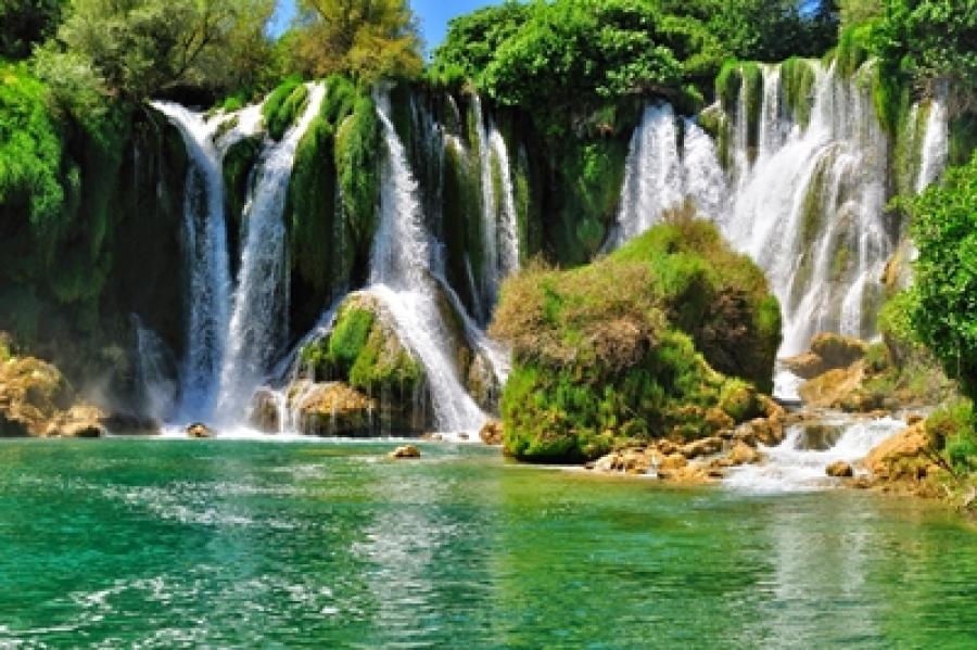 Kravica-Waterfalls