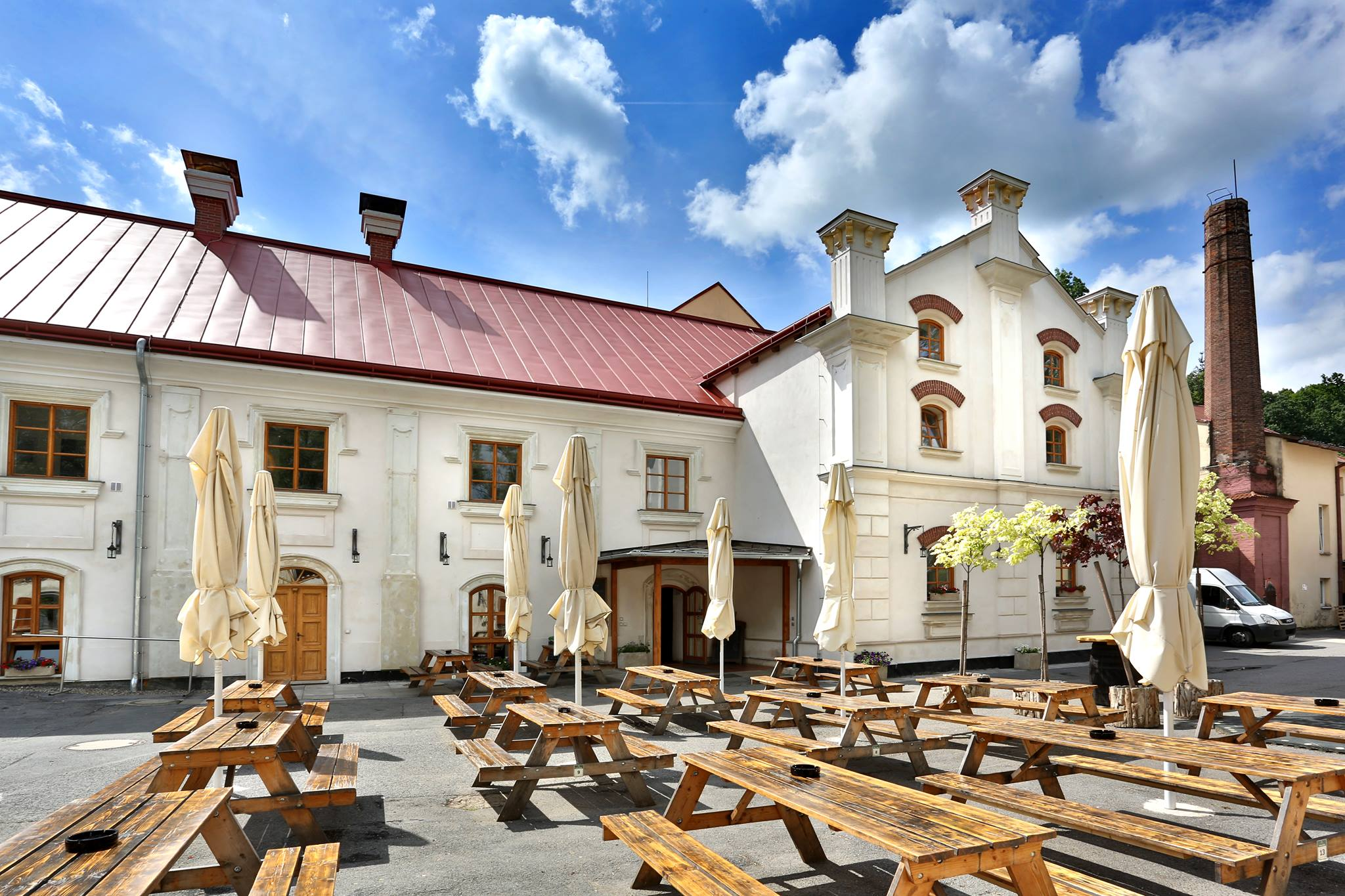 Unetice-Brewery