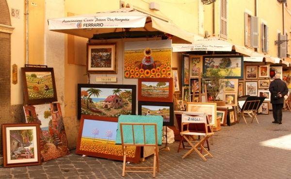 Amble-along-the-Via-Margutta