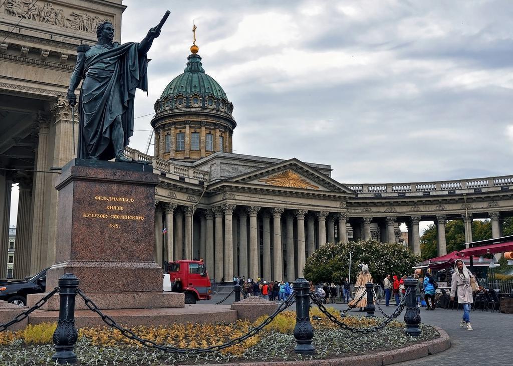 Apartment Kazan Cathedral Nevsky