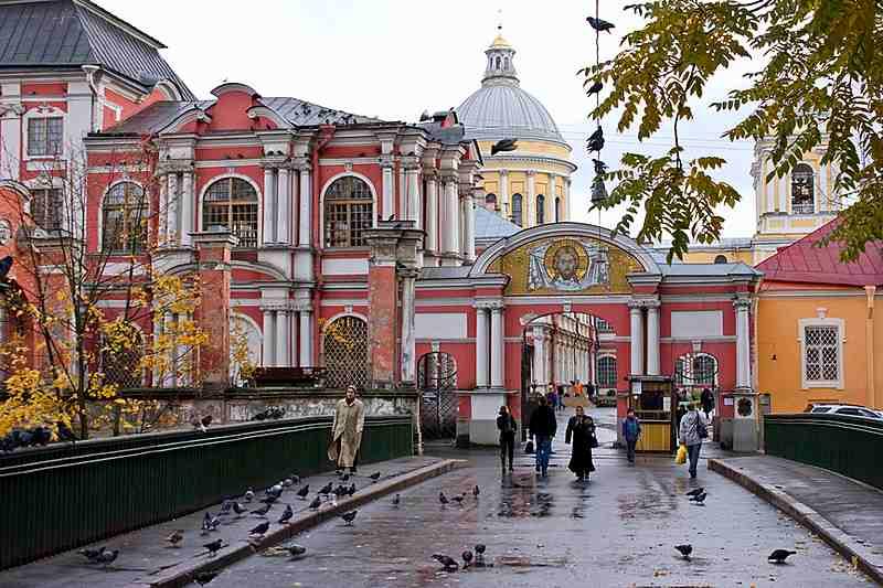 North of Nevsky