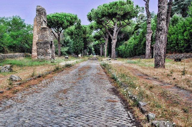 Take-a-walk-along-the-Ancient-Appian-Way