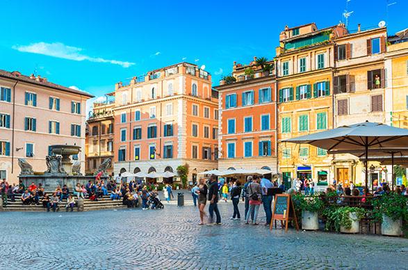 Traipse-around-Trastevere