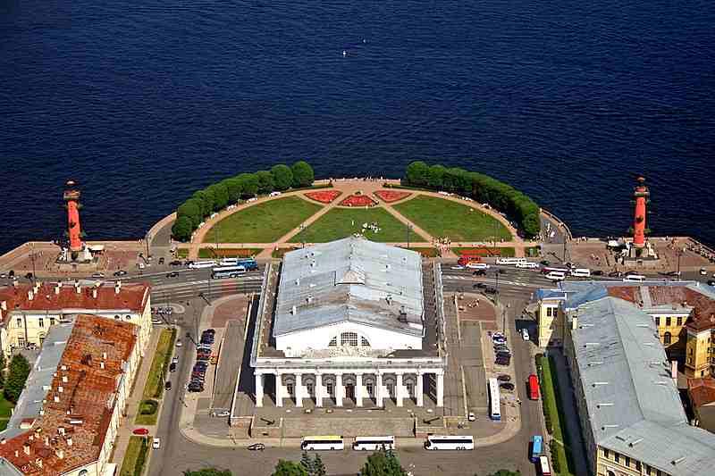 Vasilevsky Island