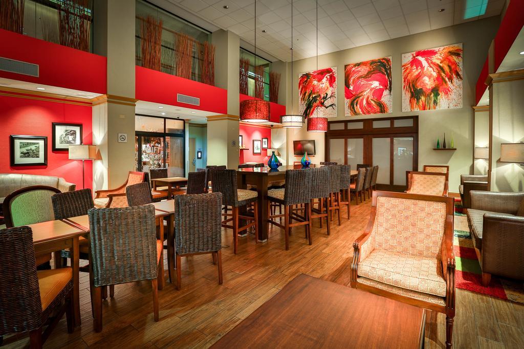 Hampton Inn and Suites San Jose Airport