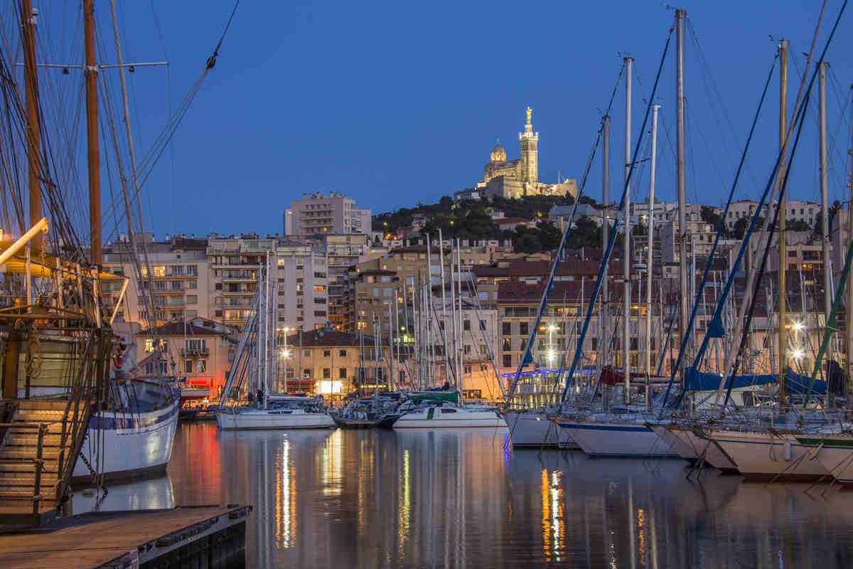 Le Vieux Port (Centre)