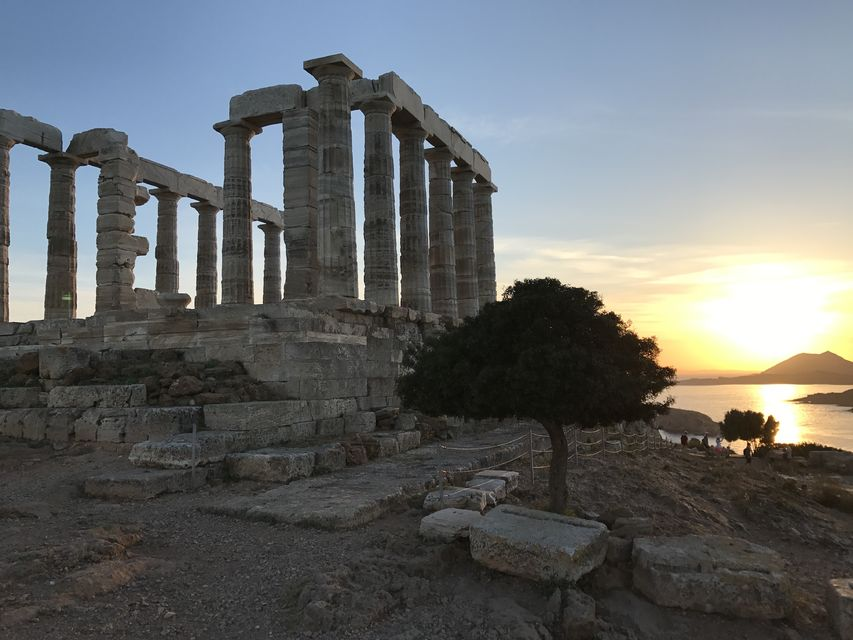 Admire-Cape-Sounion-by-Night