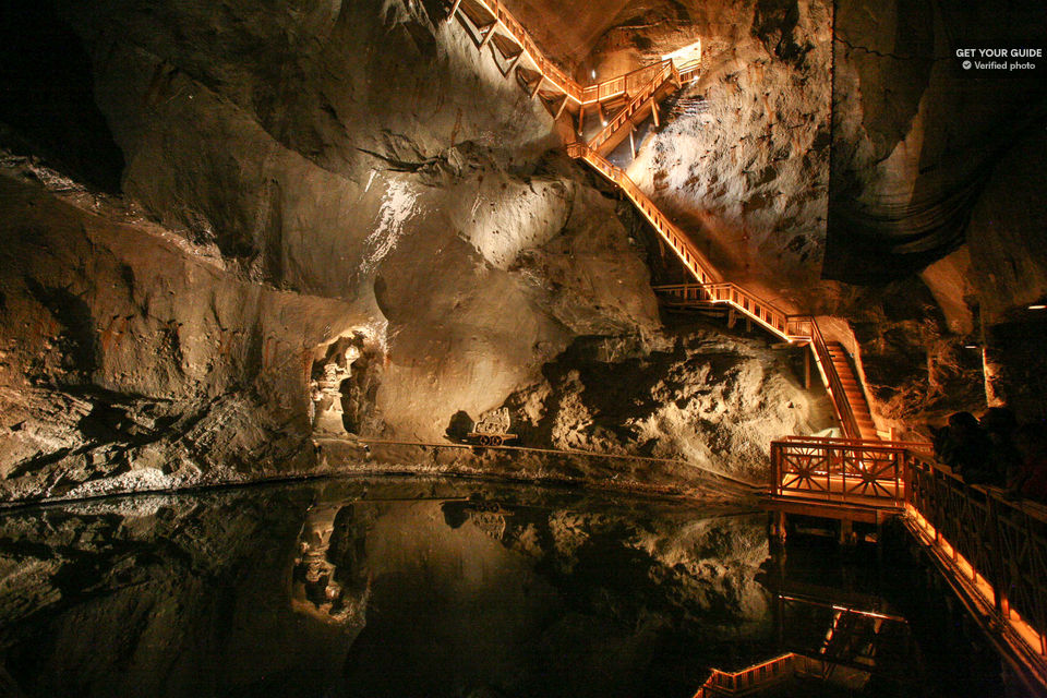 Descend-into-Wieliczka-Salt-Mine