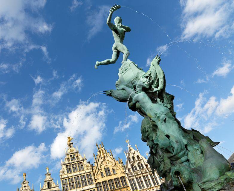 Explore-Antwerp