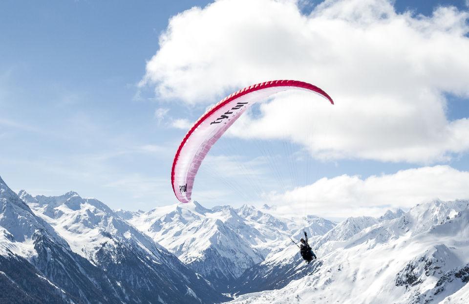 Paraglide-in-Innsbruck