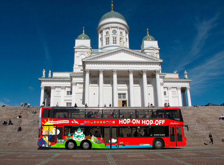 Sightsee-in-Helsinki-by-Hop-On-Hop-Off-Bus