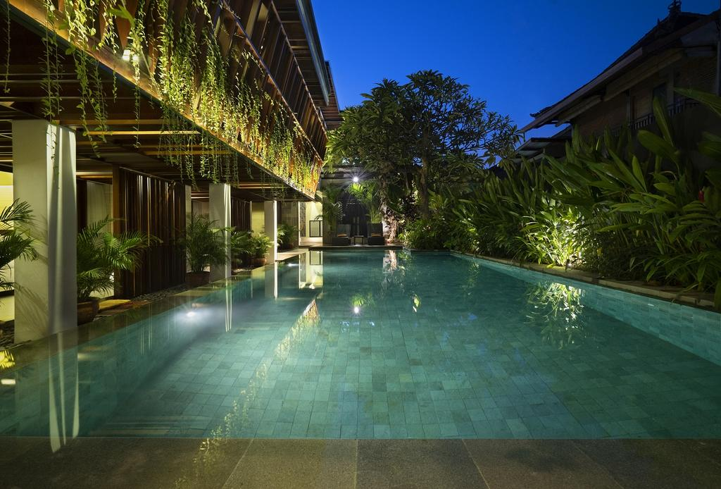 The Kemilau Hotel and Villa Canggu