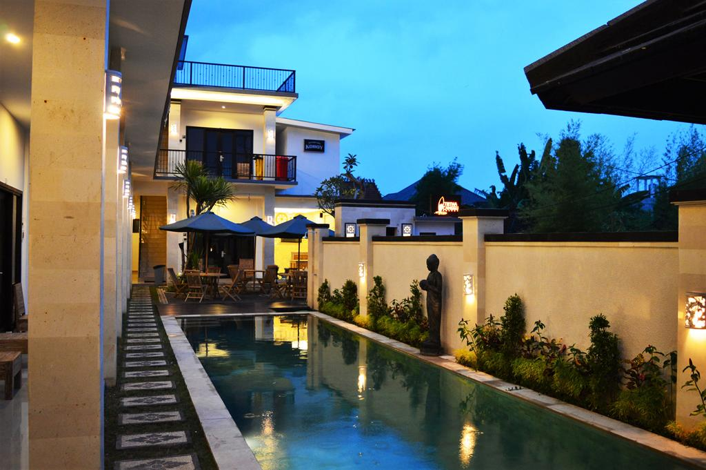 Tirtha Canggu Suites
