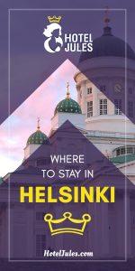 Wondering Where to Stay in Helsinki? [2019 • BARGAIN Guide]