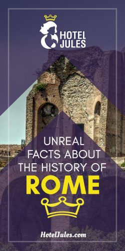 31 MUST KNOW Facts about the History of Rome!