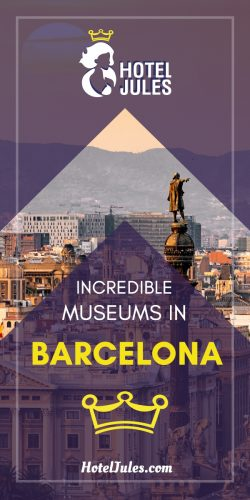 21 INCREDIBLE Museums in Barcelona [May 2019]