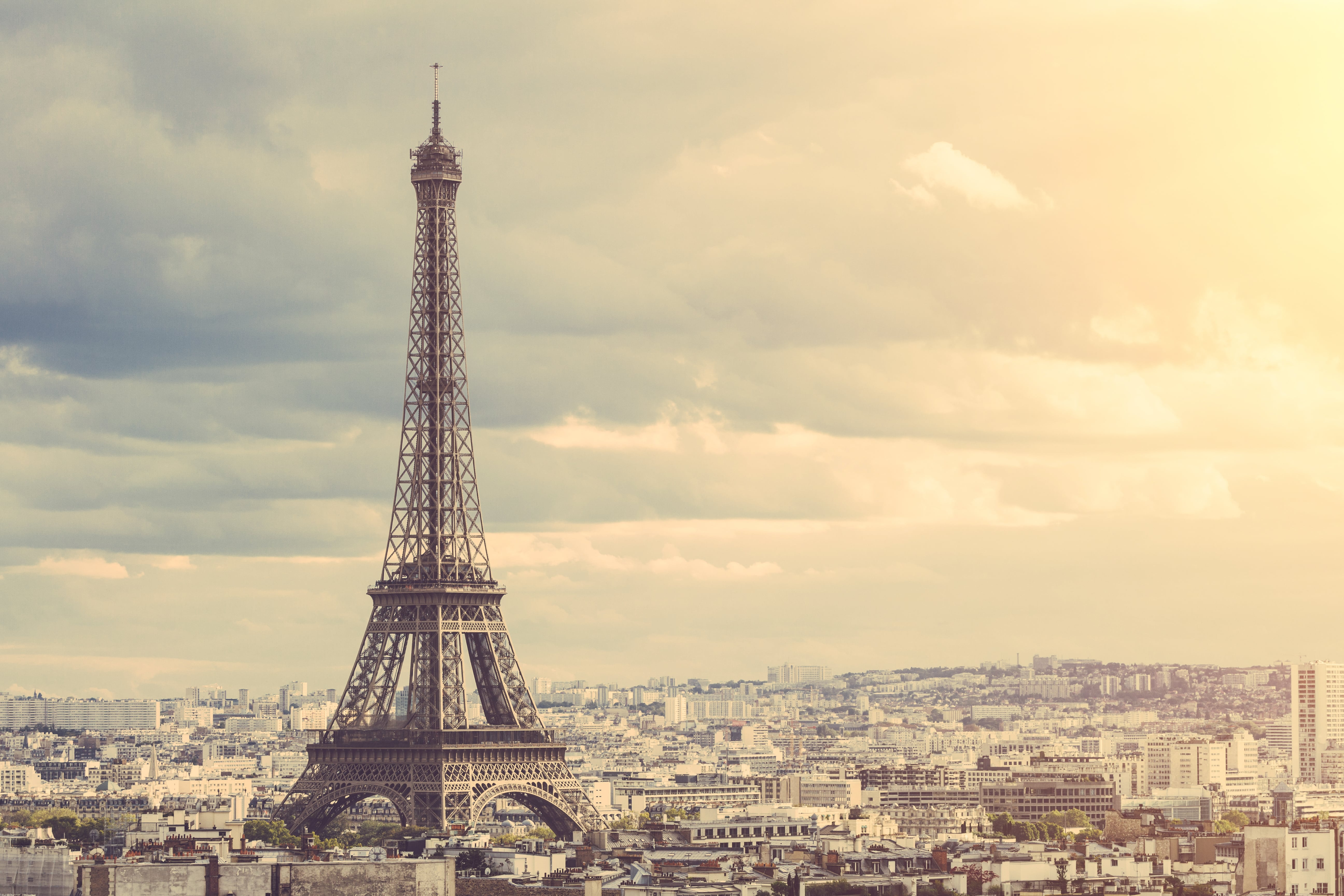 general facts about the history of paris