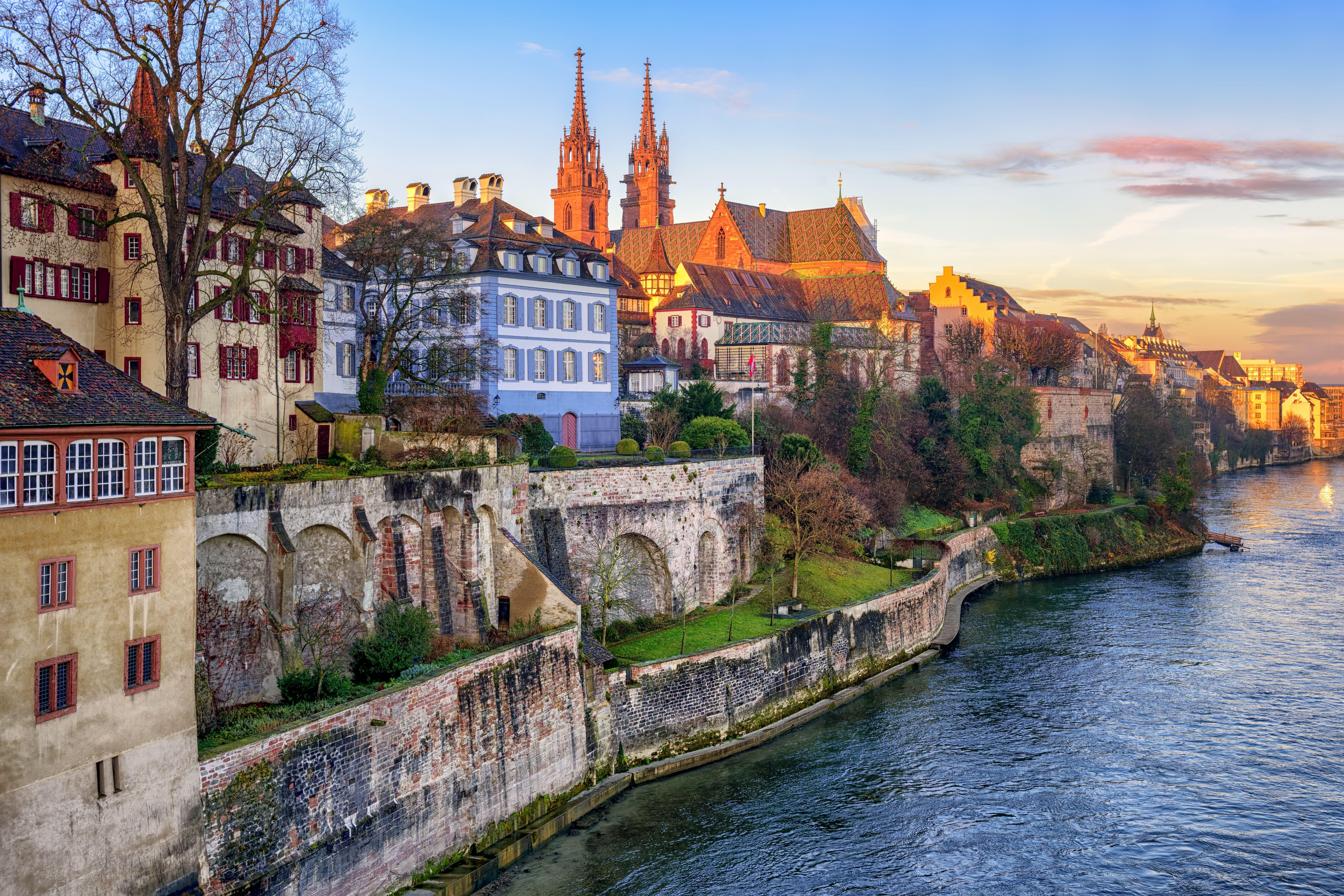 Basel, Zurich
